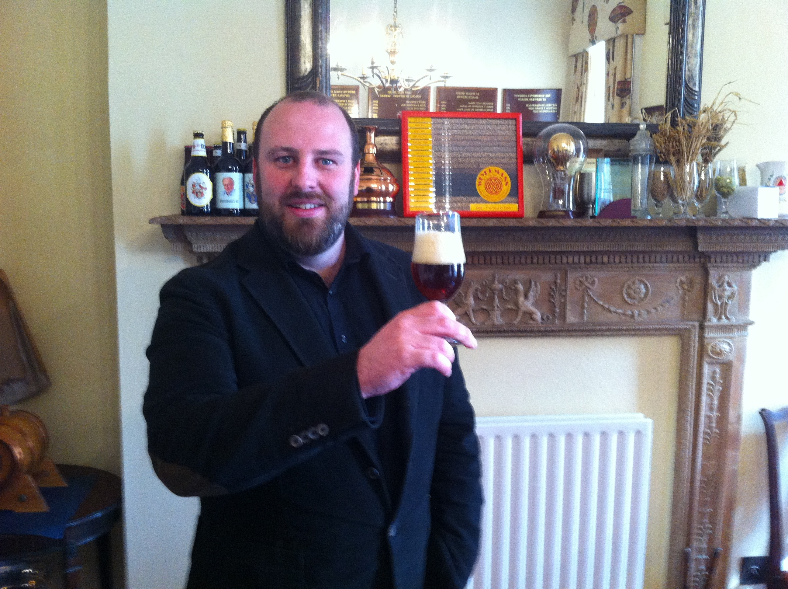 Andrew Cooper, Bristol, England<br>Accredited: 20th March 2012