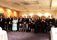 IBD Scottish Section Annual Dinner 2014