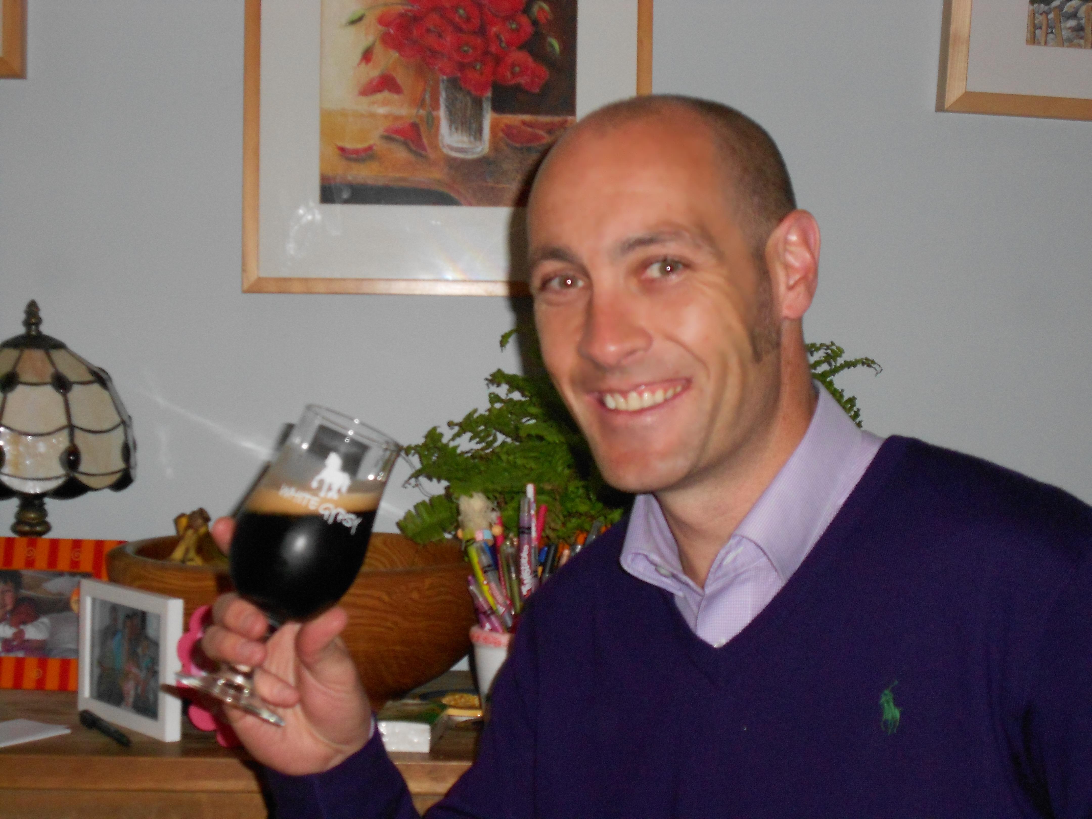 Philip Tavey, Dublin, Ireland<br>Accredited: 1st November 2012