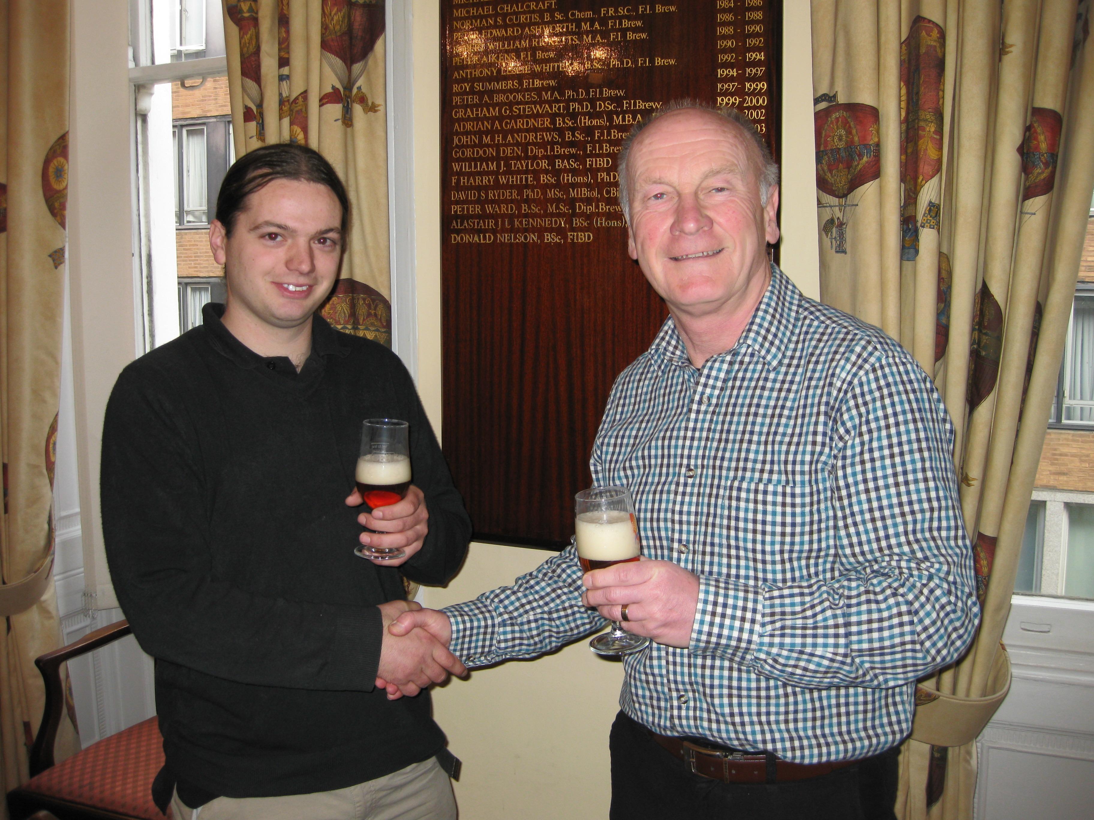 Joseph Thomson, Cornwall, England <br> Accredited: 14th March 2013
