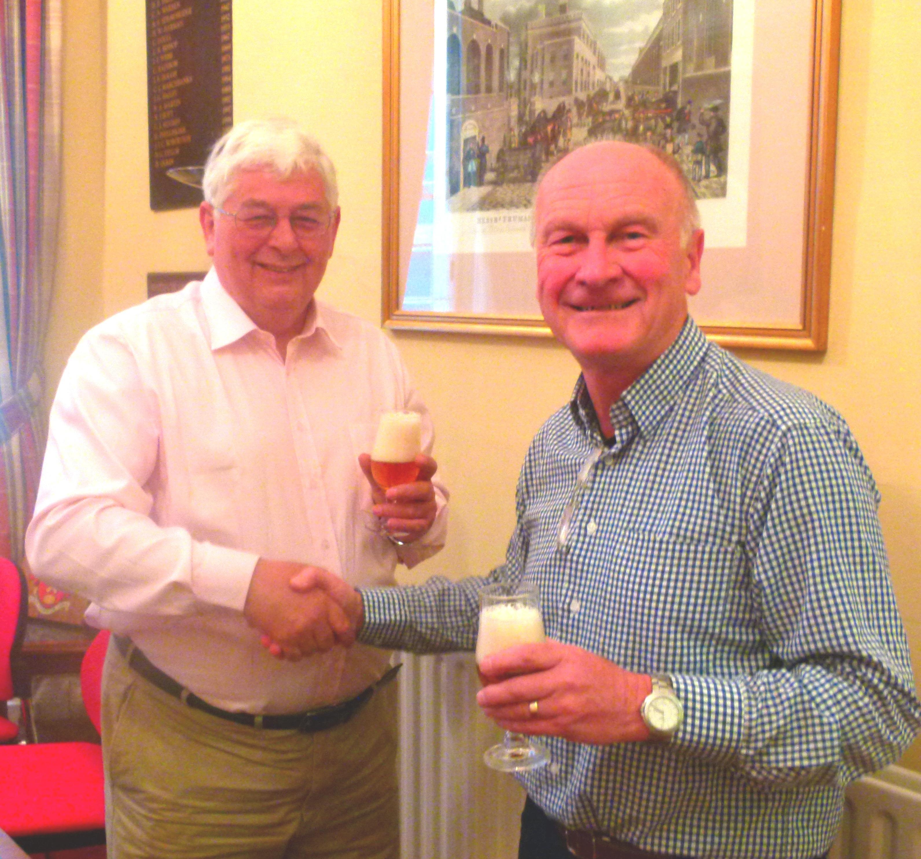 Tony Davis, Rutland, England<br>Accredited: 16th May 2013