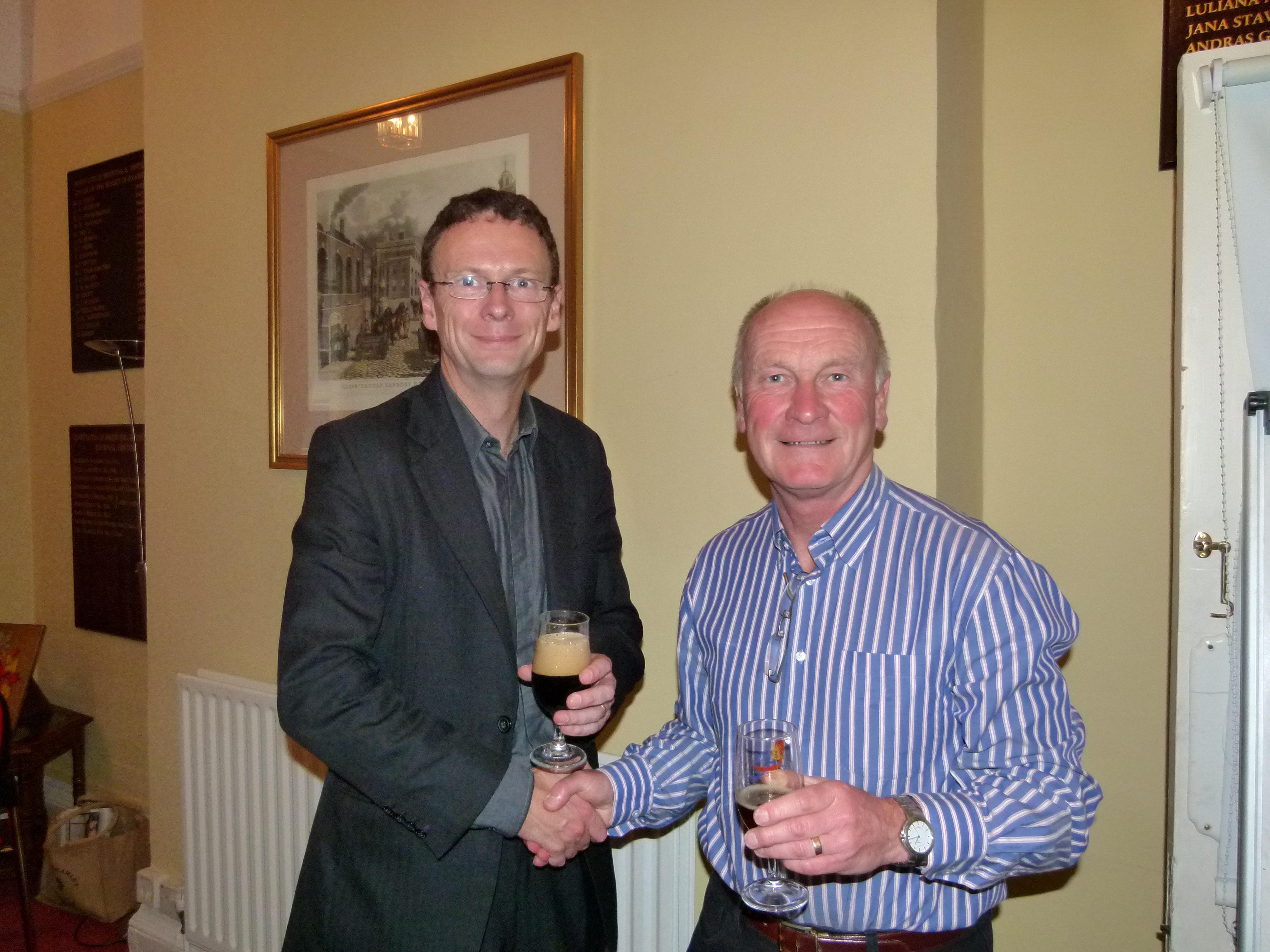 Tim Britton, Grantham, England<br>Accredited: 4th July 2013