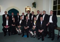 Top Table Guests at 2012 Midland Section Dinner