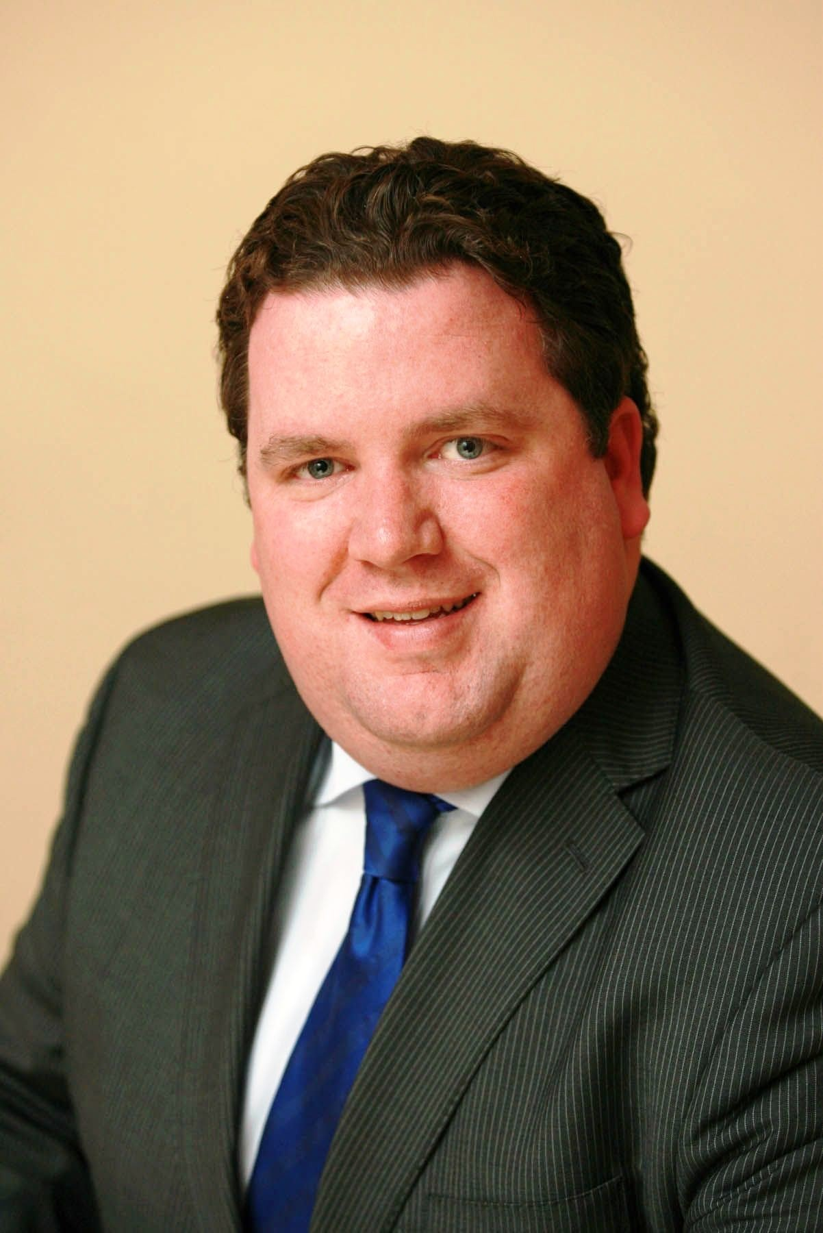 Aidan Sweeney, Dublin, Ireland<br>Accredited: 3rd April 2014