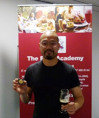 Hyun Doo Cho, London, England<br>Accredited: 11th December 2014