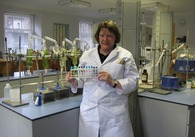 Anne Dolan - Laboratory Team Leader, The Edrington Group, Speyside, Scotland