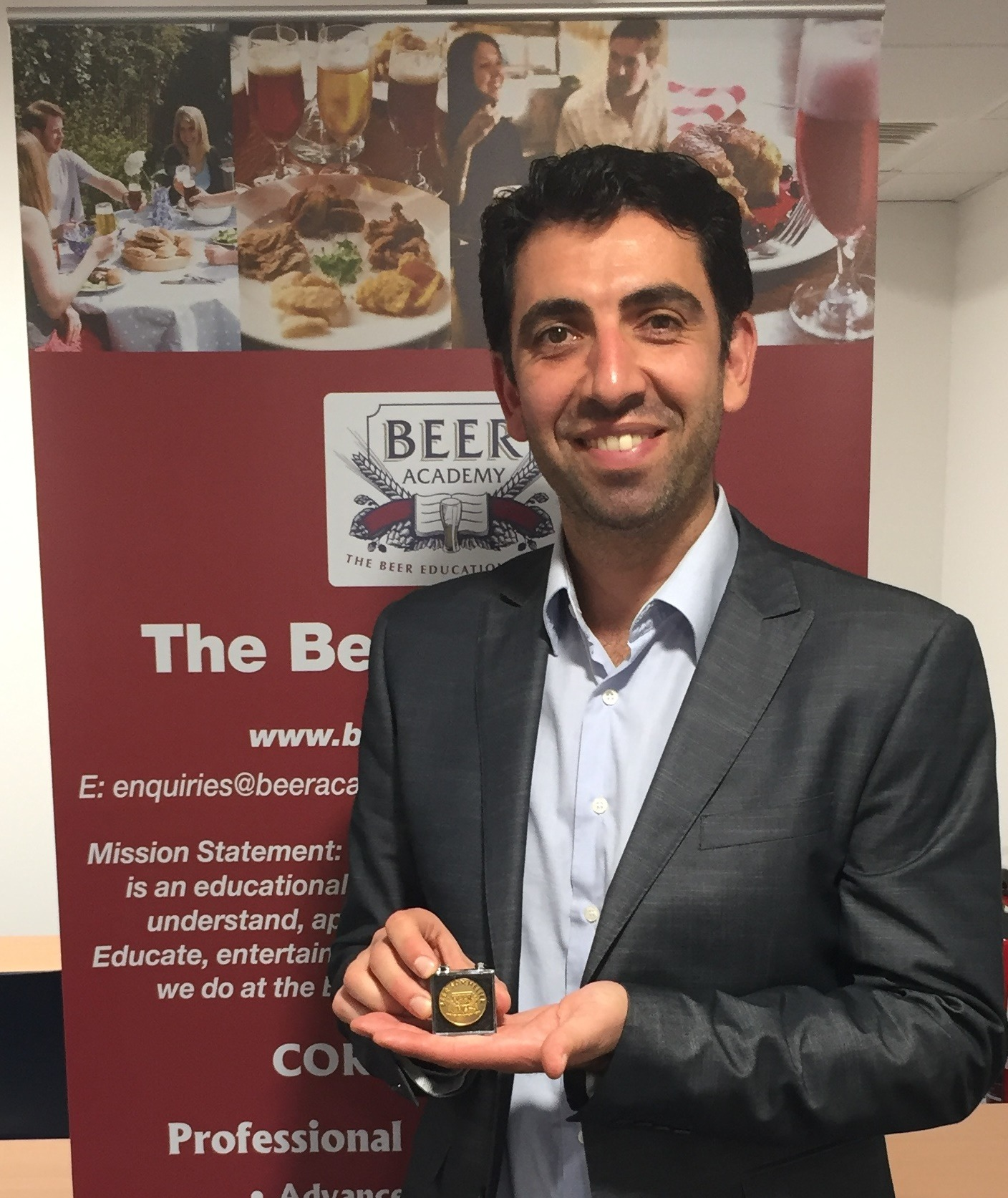 Stavros Photiou, Kent, England<br>Accredited: 20th October 2016