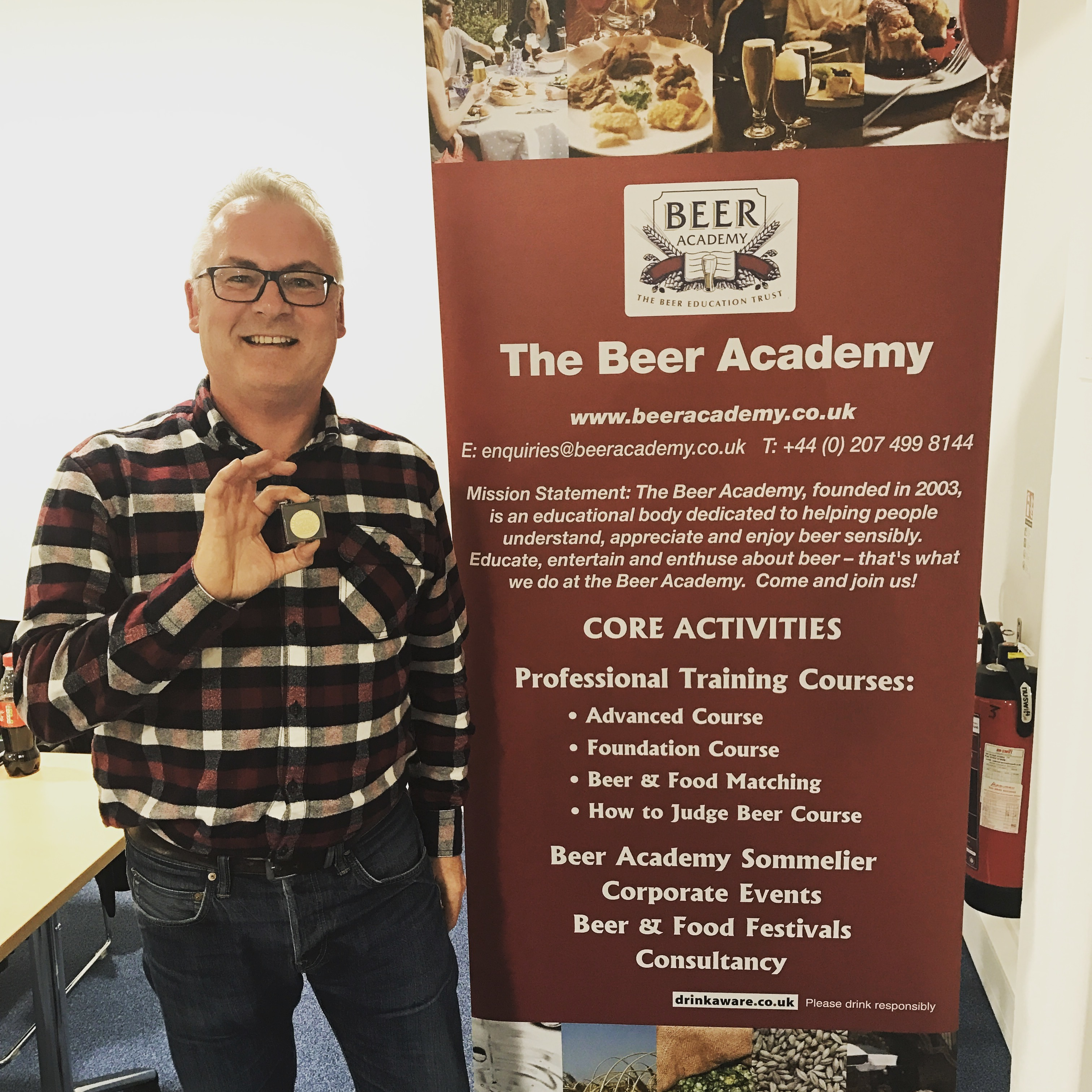 Paul Davies, Surrey, England<br> Accredited: 27th April 2017