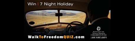 South African Airways & NMCF UK - win a holiday!