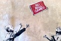 'Stealing banksy'  support NMCF UK