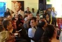 Concert and art exhibition in celebration of Nelson Mandela