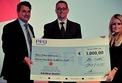 'PFU a Fujitsu company' support NMCF UK