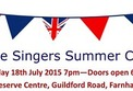 Holybourne Singers Summer Celebration