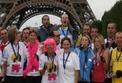 UK to Paris Bike Ride