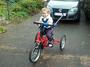 A new Trike for Poppy......