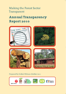 Making the Forest Sector Transparent Publishes 2010 Annual Transparency Report