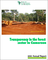 Cameroon: Annual Forest Sector Transparency Report Card 2010