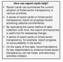 How do Report Cards help?
