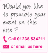 Would You Like to Promote Your Event on this site?