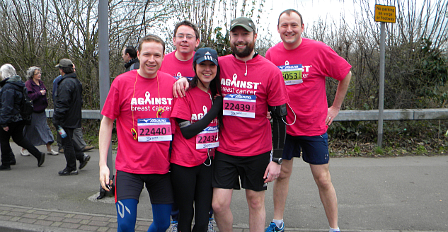 Vitality Reading Half Marathon - Apply now for your charity guaranteed place