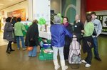 LJS collects for Mitzvah Day 2009.JPG