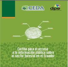 Cartilla para el acceso a la información forestal
